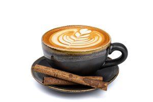 Cinnamon Sugar Latte
